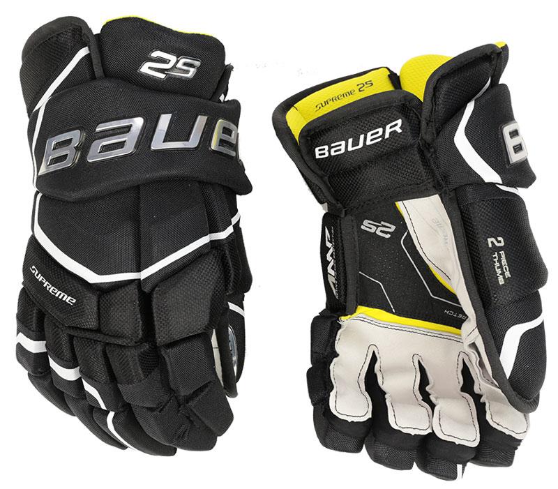 Hokejové rukavice Bauer SUPREME 2S SR