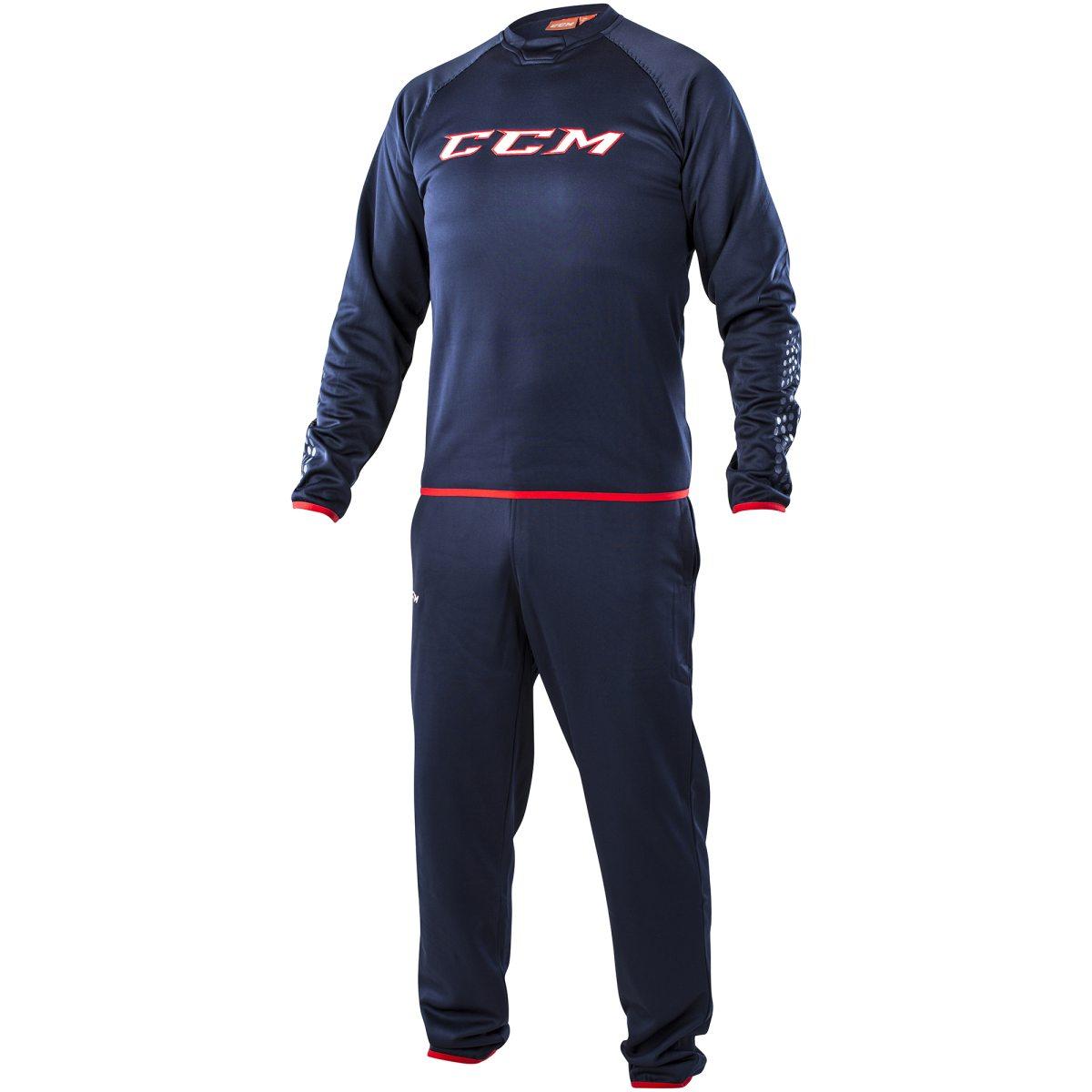 Súprava CCM Locker Suit JR